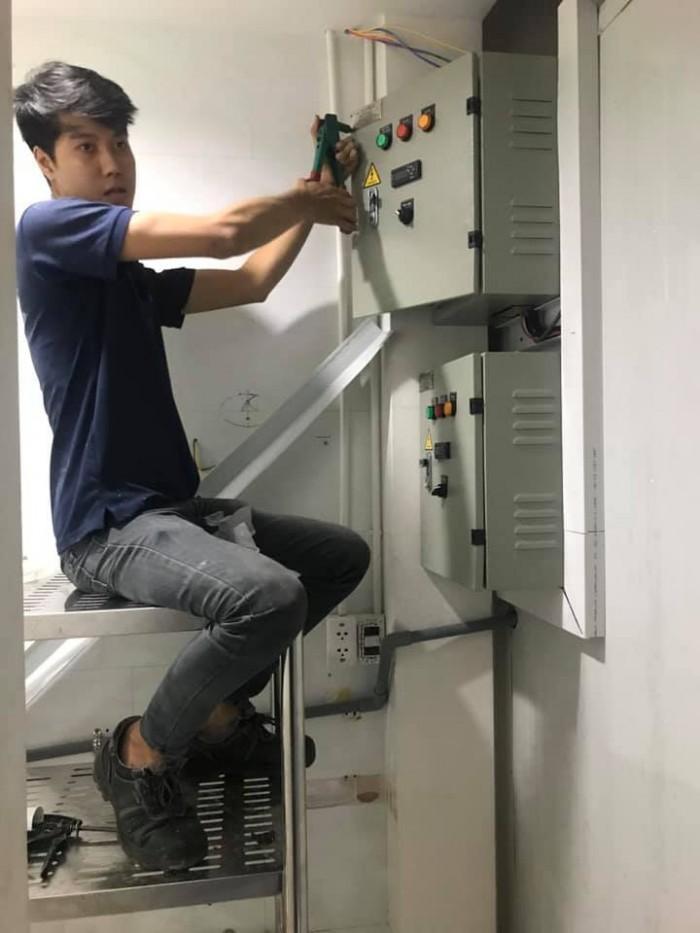 Lắp đặt kho lạnh bảo quản 48 Bistro