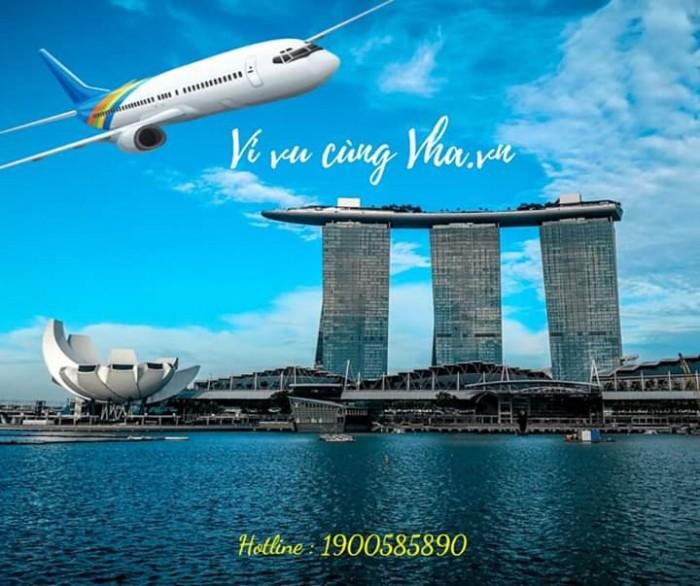 vé máy bay giá rẻ tháng 9