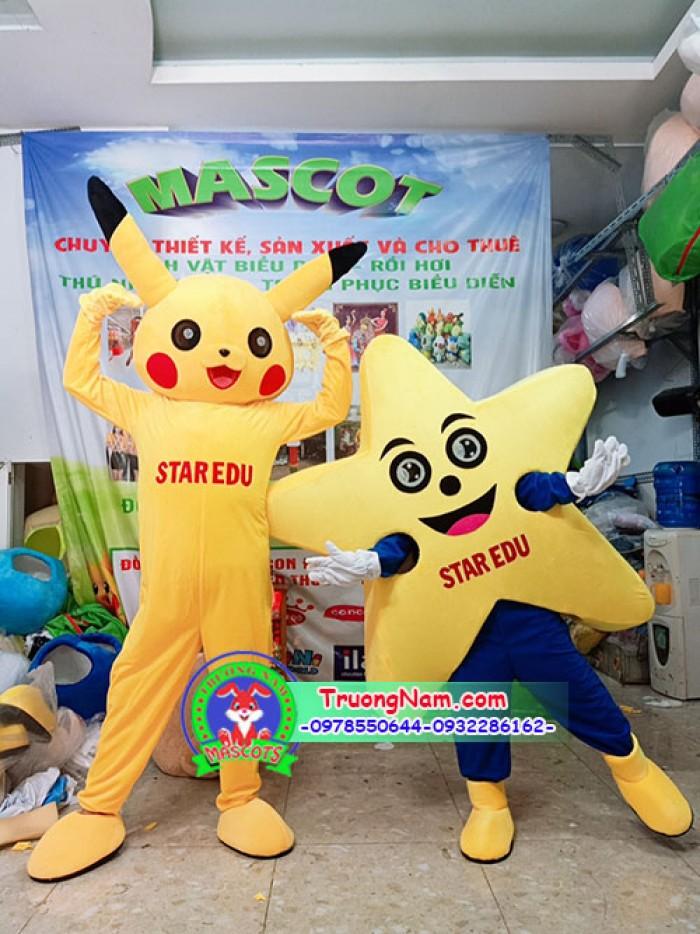 Cung cấp mascot giá rẻ nhất TP.HCM để phục vụ đón khách các event lớn