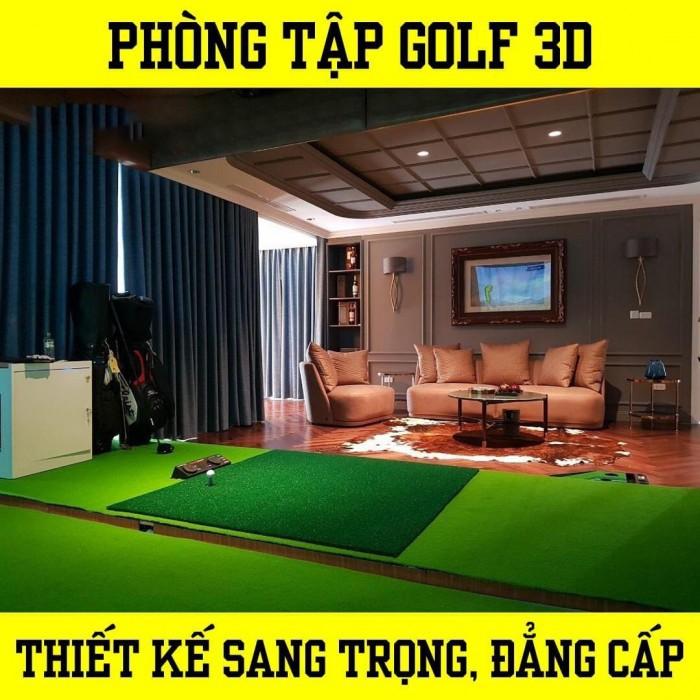 Thi Công Golf 3D - Trọn Gói 120 Sân Golf