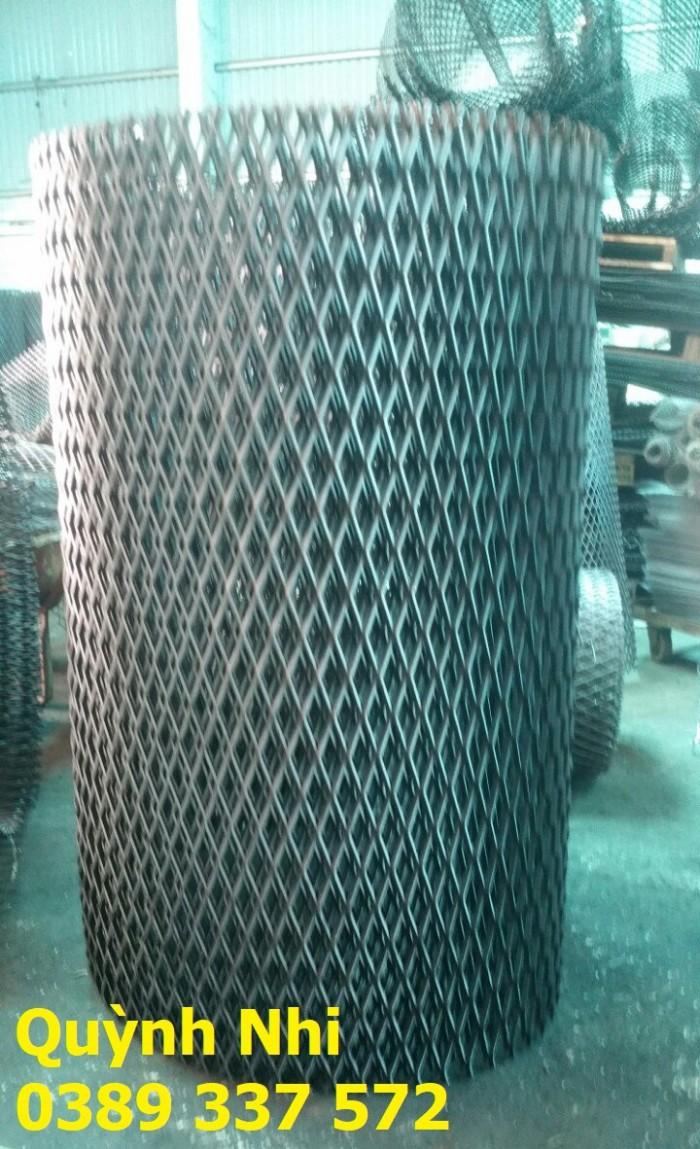 Chuyên sản xuất lưới thép kéo giãn, lưới hình thoi XG, XS tại  Hà Nội