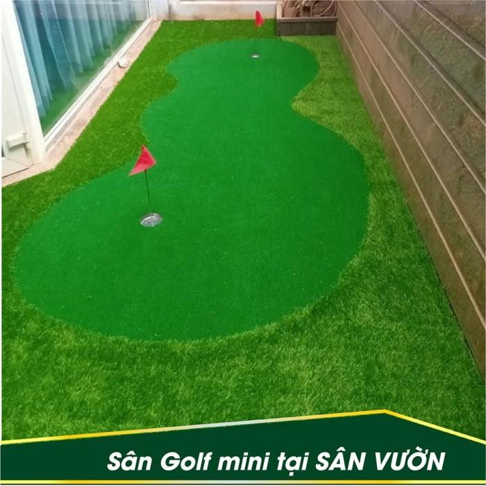 Thi Công Green Golf