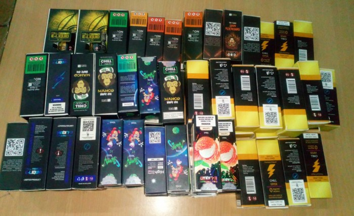 Công ty vận chuyển tinh dầu thuốc lá đi Nhật giá rẻ, uy tín tại Hà Nội