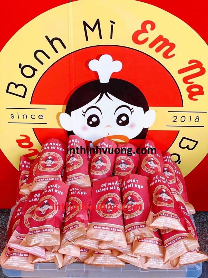 In túi bánh mì, túi bánh mì có thương hiệu
