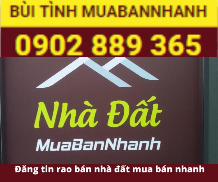 Dịch vụ Đăng tin bán nhà  rao bán nhà đất Hà Nội, TPHCM mua bán nhanh