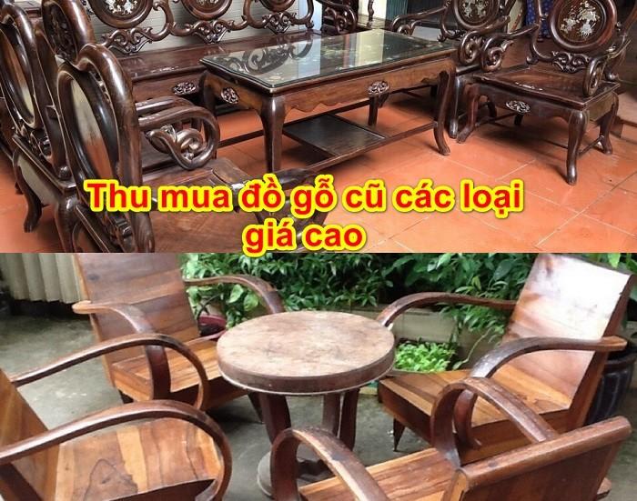 Mua đồ cũ trọn gói giá cao tại Hà Nội