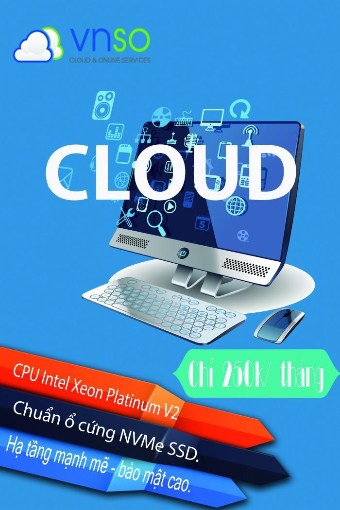 Cho thuê E-Cloud