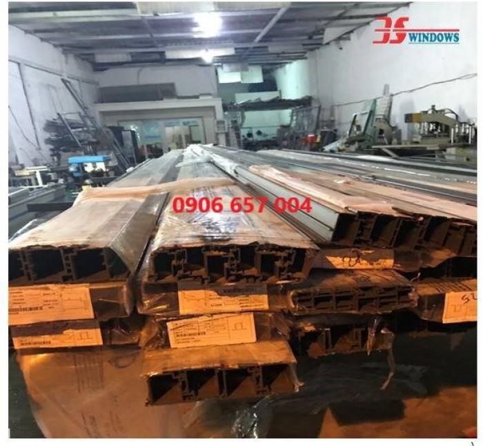Cửa nhôm hệ các loại Xingfa tại HCM với giá cạnh tranh