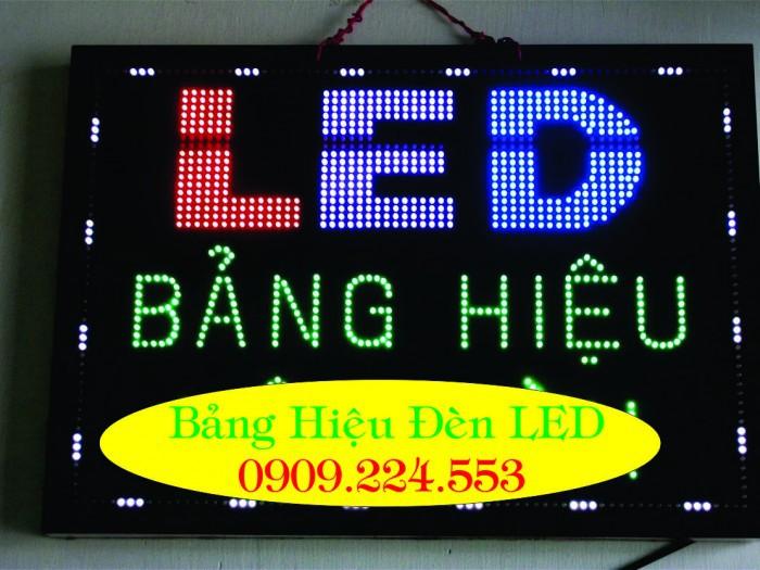 Chuyên Thi Công Quảng Cáo Bảng Hiệu LED - Mica - ALu