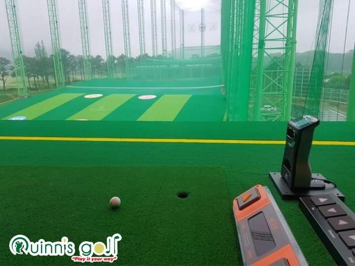 Thi Công Sân Tập Golf - Thiết Kế Đặc Biệt