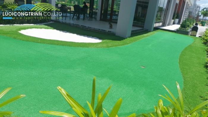 Thi Công Green Golf Tai Nhà