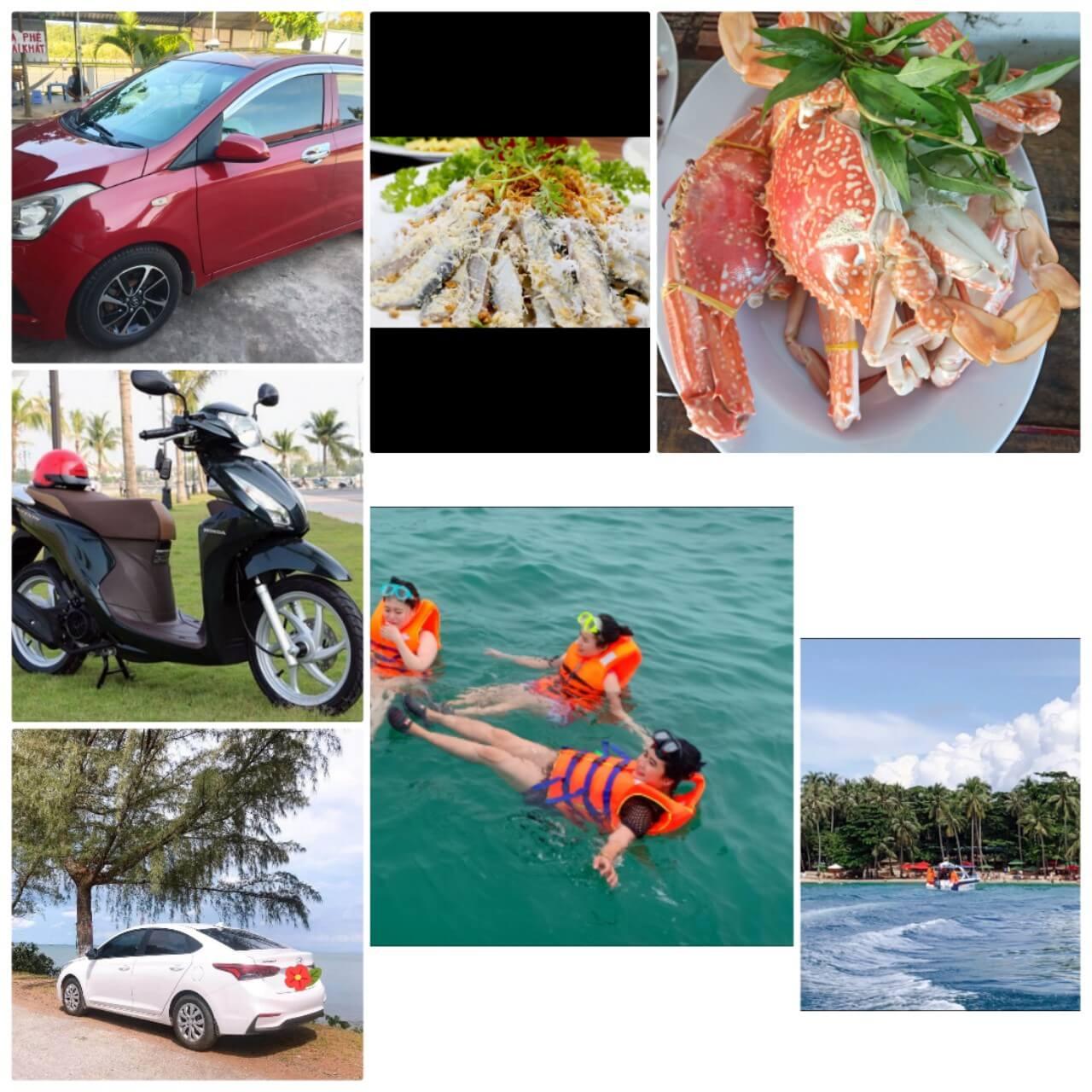 Dịch vụ du lịch Phú Quốc giá rẻ