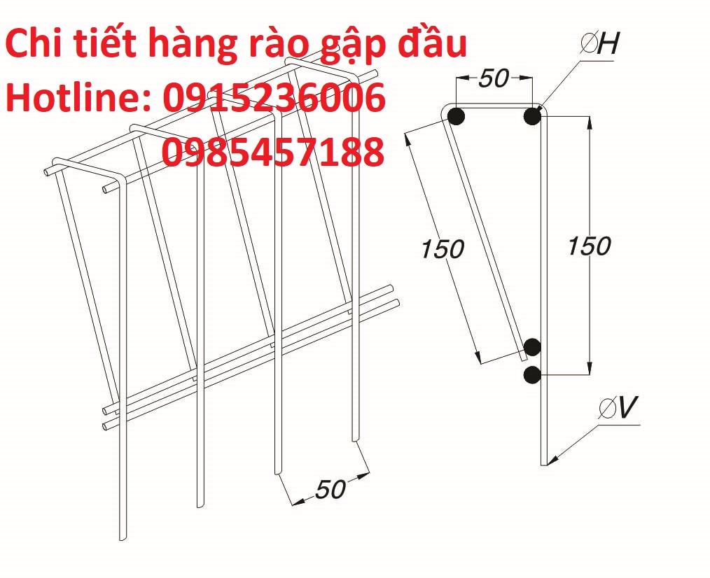 Chuyên sản xuất và thi công hàng rào mạ kẽm, hàng rào sơn tĩnh điện, hàng rào mạ kẽm nhúng nóng