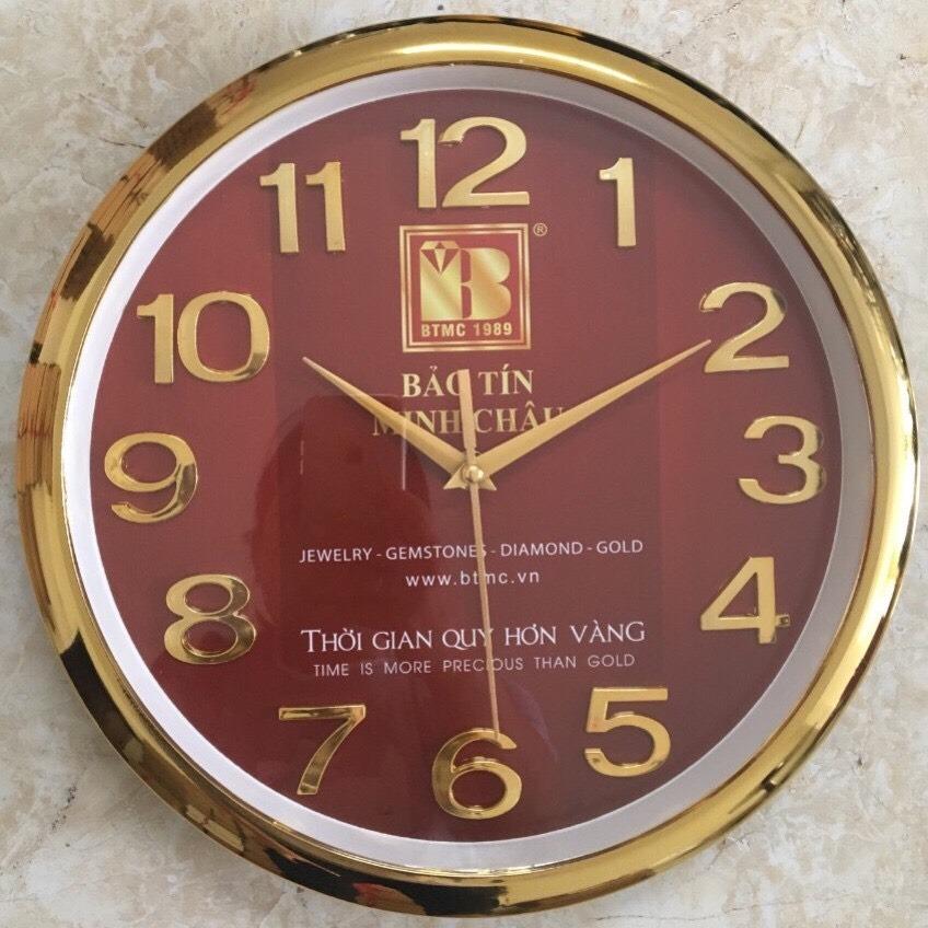 Công ty sản xuất đồng hồ treo tường theo yêu cầu với nhiều mẫu thiết kế đa dạng đẹp mắt