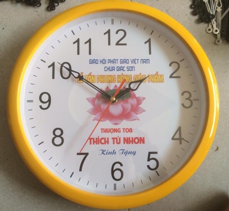 Xưởng sản xuất đồng hồ treo tường giá rẻ tại TPHCM