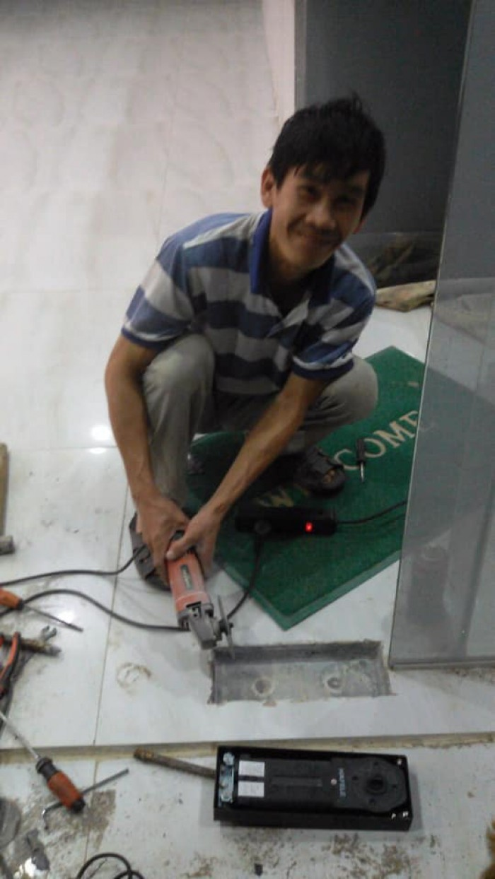 Dịch vụ nhôm kính Nha Trang