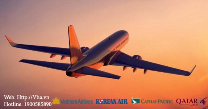 Vé máy bay giá rẻ khuyến mãi Tết 2021