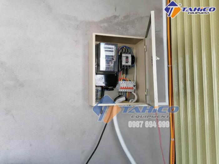 Dịch vụ đi điện nước cho tiệm rửa xe số 1 tại Gò Vấp-HCM
