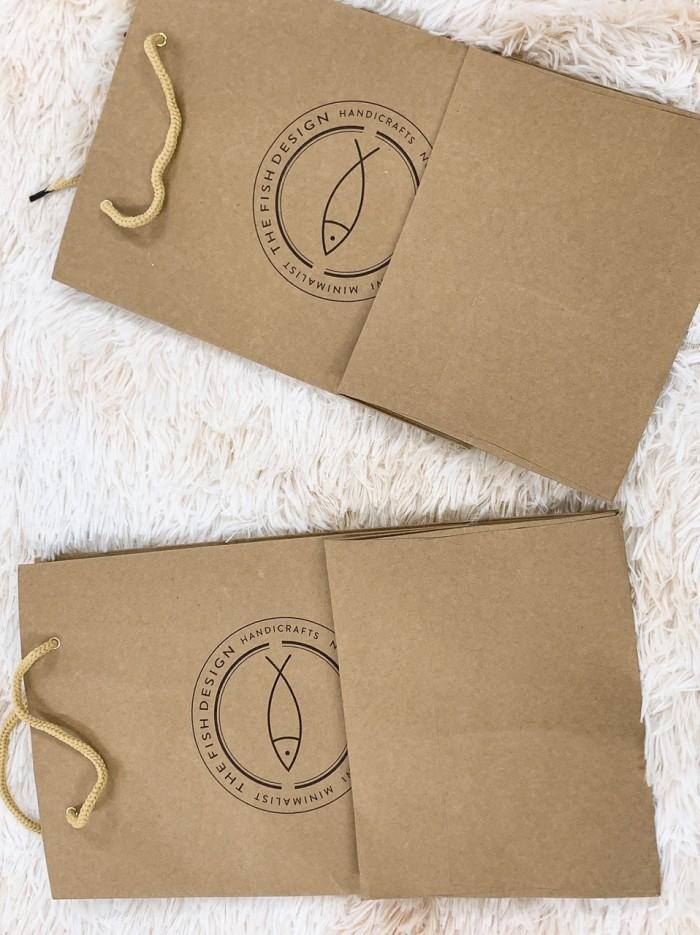 Xưởng in túi giấy giá rẻ tại Hà Nội