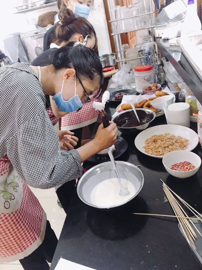 Khóa học làm bánh cơ bản giá rẻ tại Đà Nẵng