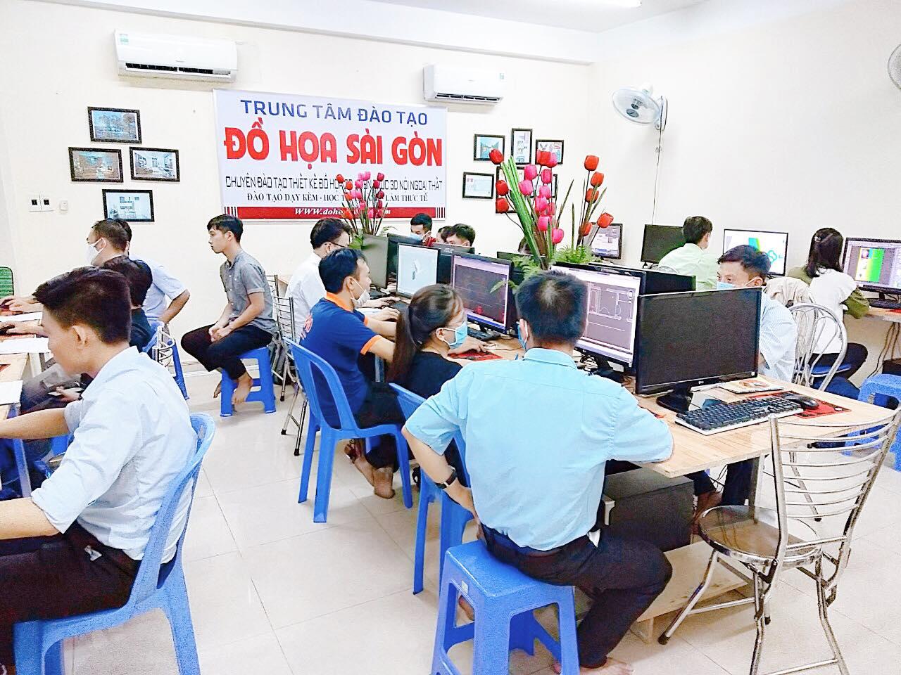 Khóa học ILLUSTRATOR thiết kế logo, banner, nameCard, bảng hiệu, tờ rơi, poster quảng cáo in ấn,... tại Tp.HCM