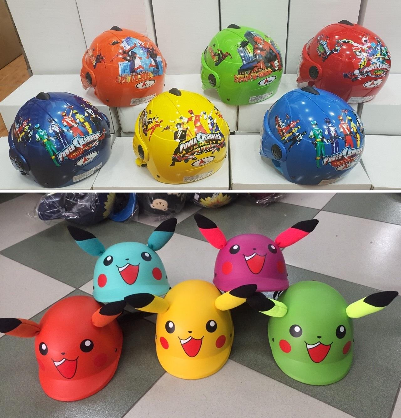 sản xuất mũ bảo hiểm trẻ em