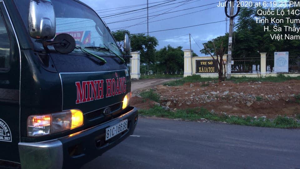 Hút hầm cầu thông tắc cầu cống nghẹt Kon Tum