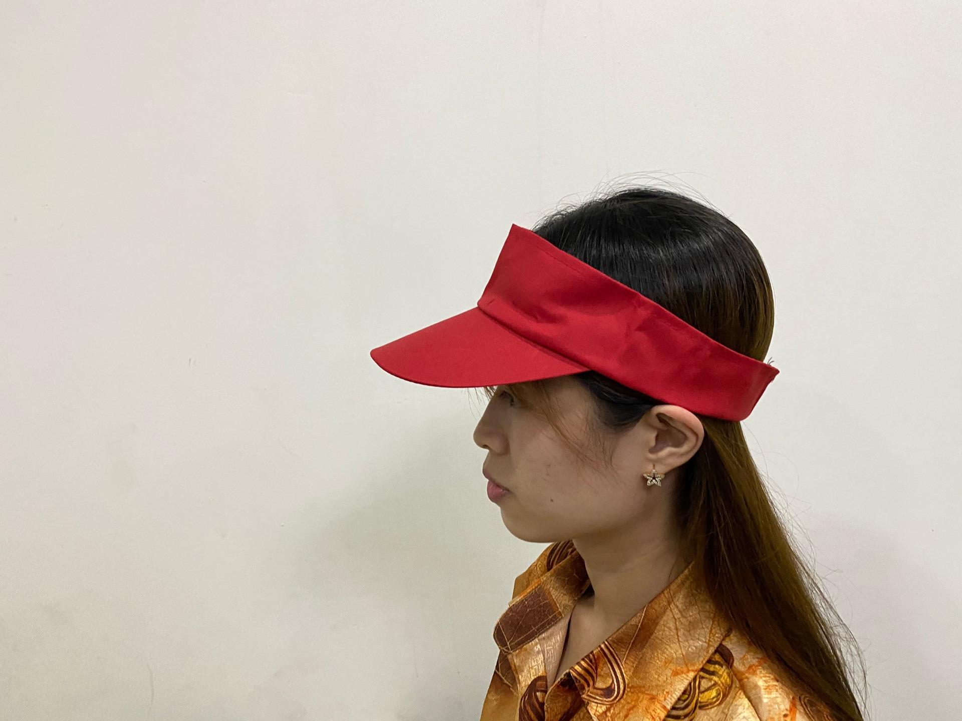 Xưởng may nón lưỡi trai, mũ nửa đầu, nón không chóp nhiều màu sắc tại Bình Tân, TPHCM