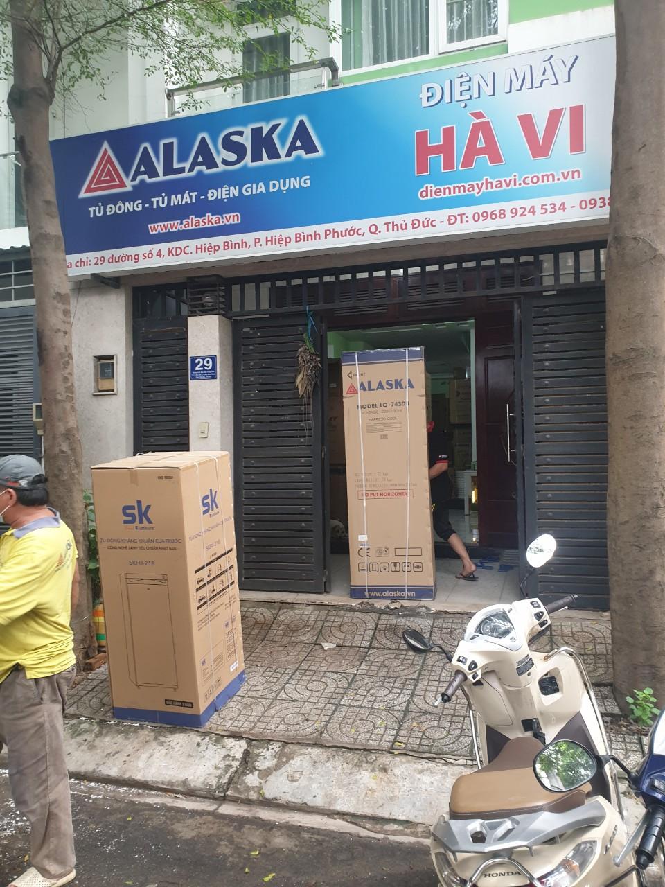 Điện Máy Hà Vi Hợp tác tìm đại lý cấp 1 Tủ đông tủ mát Sumikura