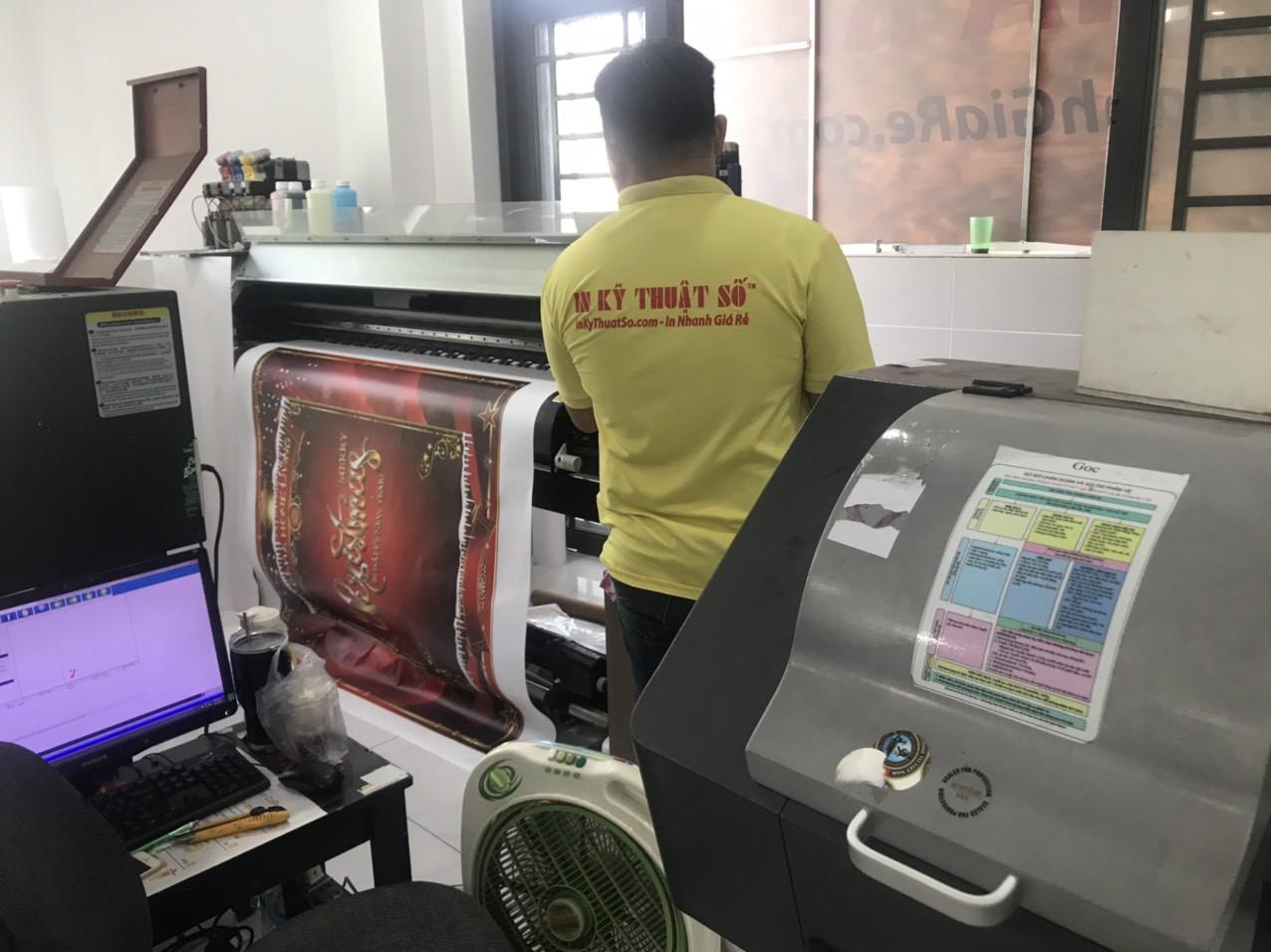 In nhanh | In nhanh In Kỹ Thuật Số Lê Quang Định