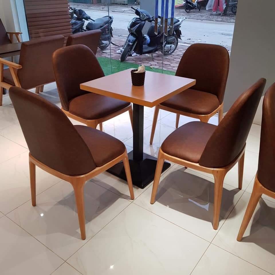 Nhu cầu về bàn ghế cà phê