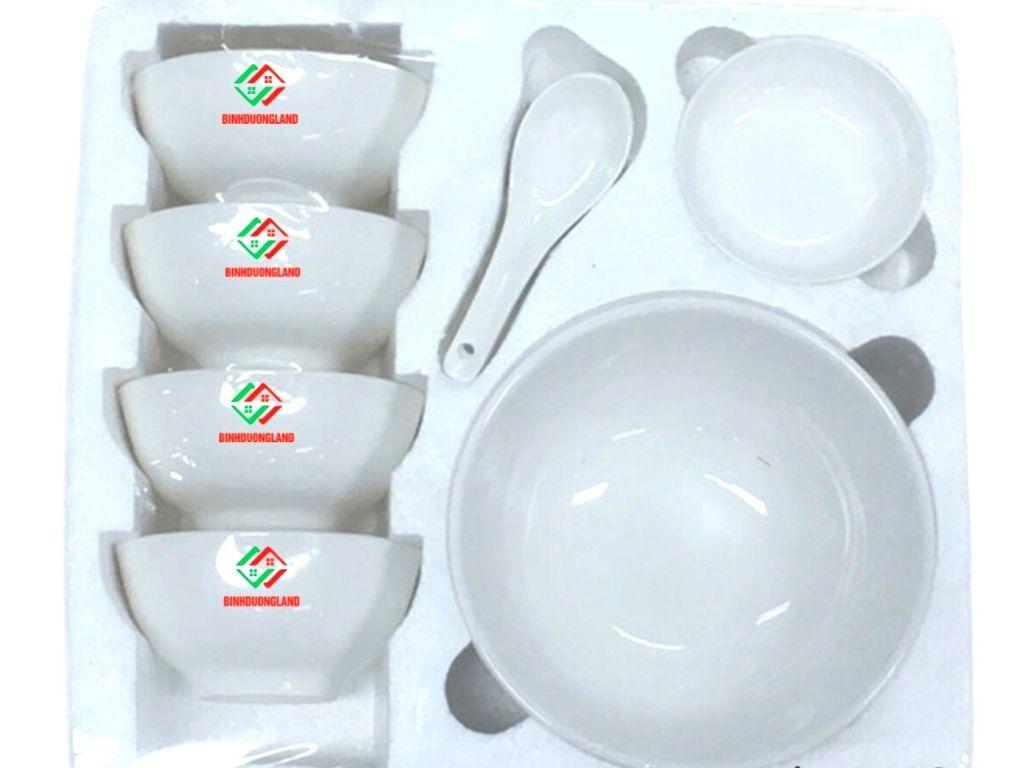 In logo bát đĩa giá rẻ, in chữ lên bát đĩa theo yêu cầu