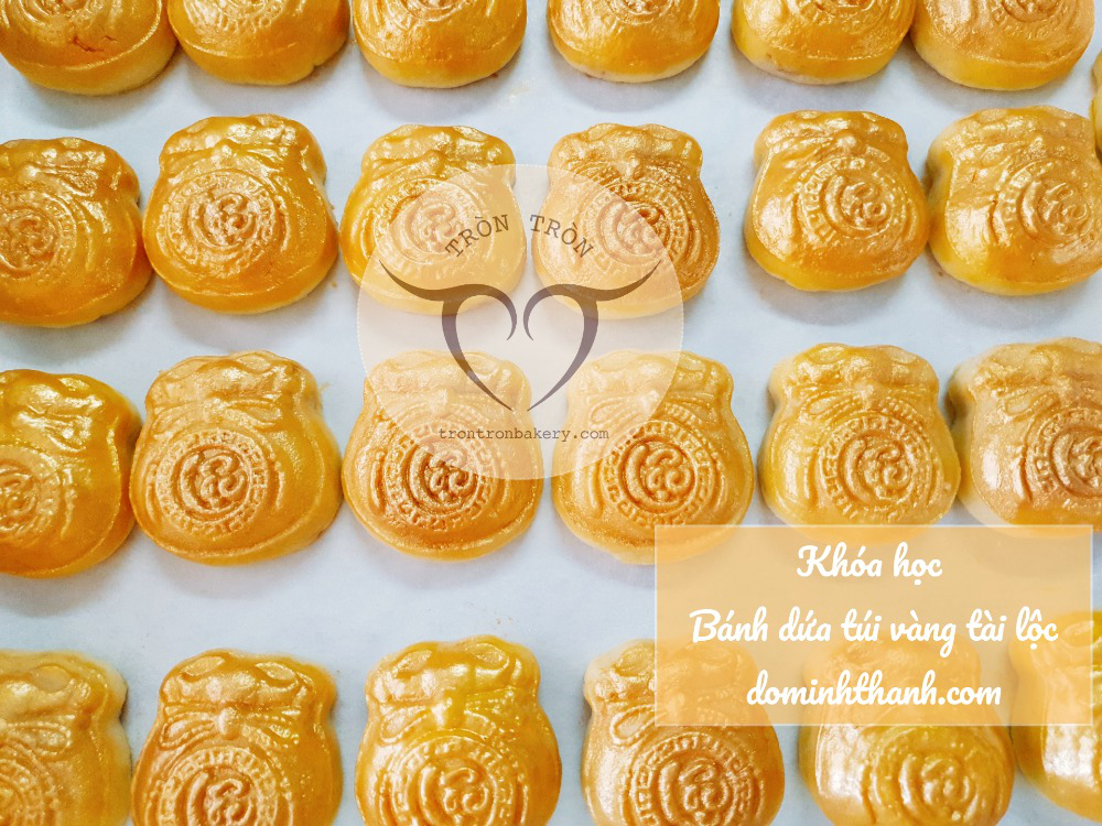 Khóa học làm bánh dứa Đài Loan