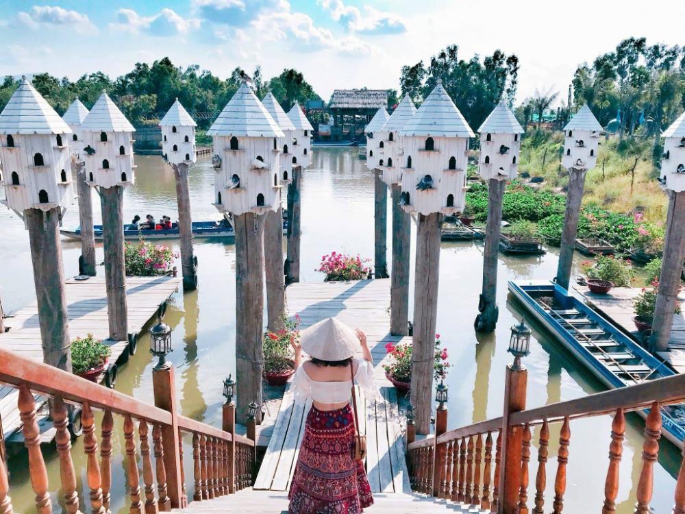 Quần Đảo Bà Lụa - Hà Tiên - Thiên Cẩm Sơn - Rừng Tràm Trà Sư