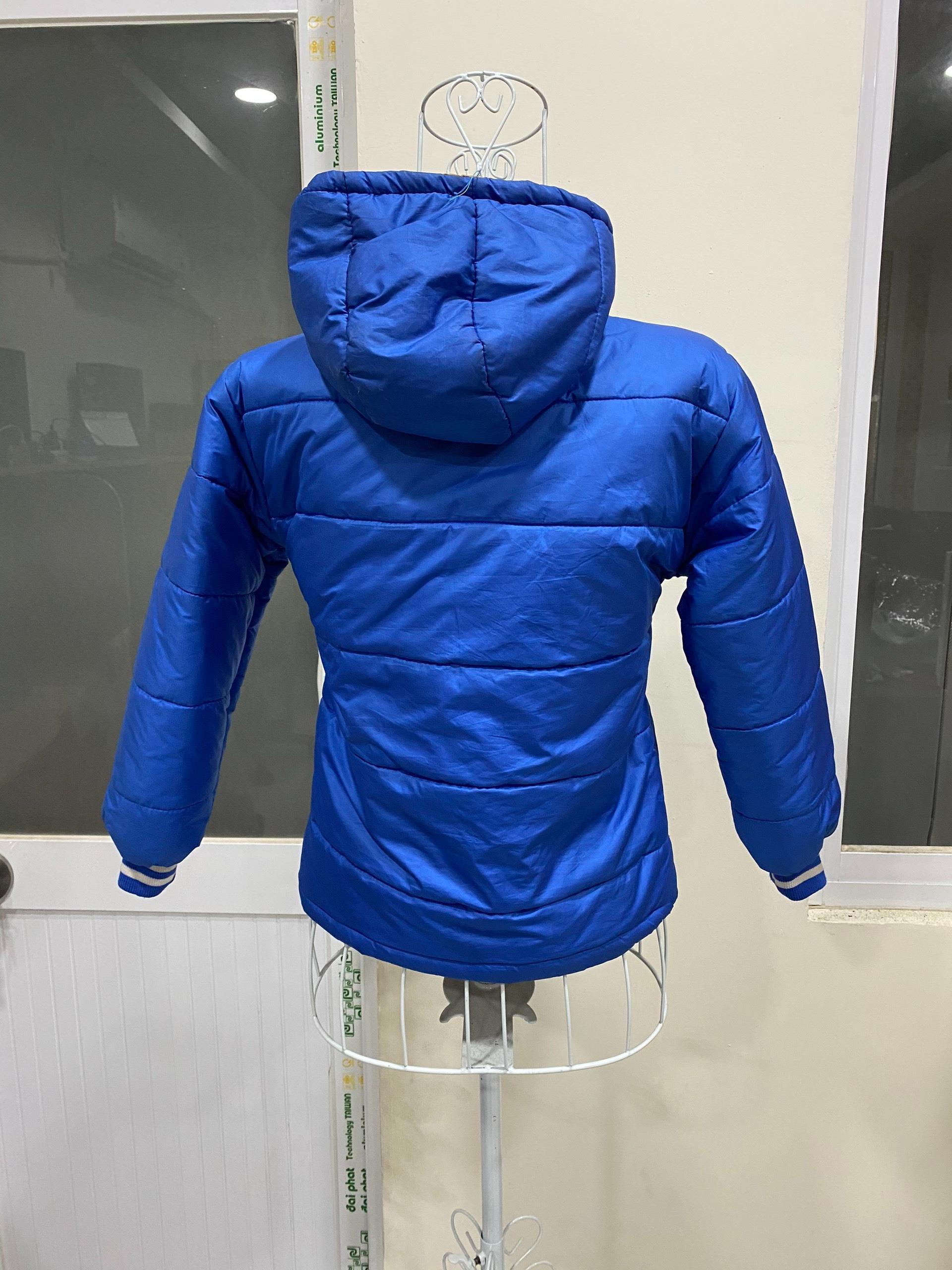 Xưởng may áo khoác trẻ em - Chuyên sản xuất áo gió, áo phao, áo ấm