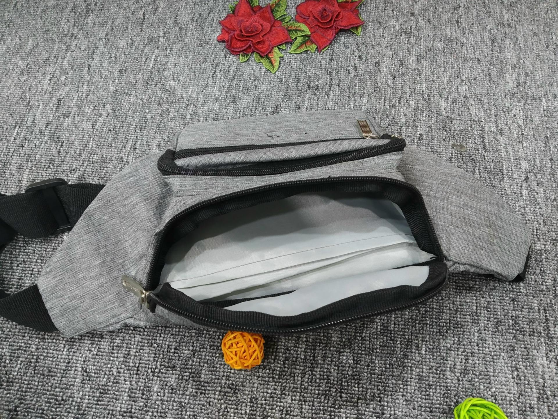 Đặt may túi chéo, làm túi đeo hông chất lượng, in logo theo yêu cầu