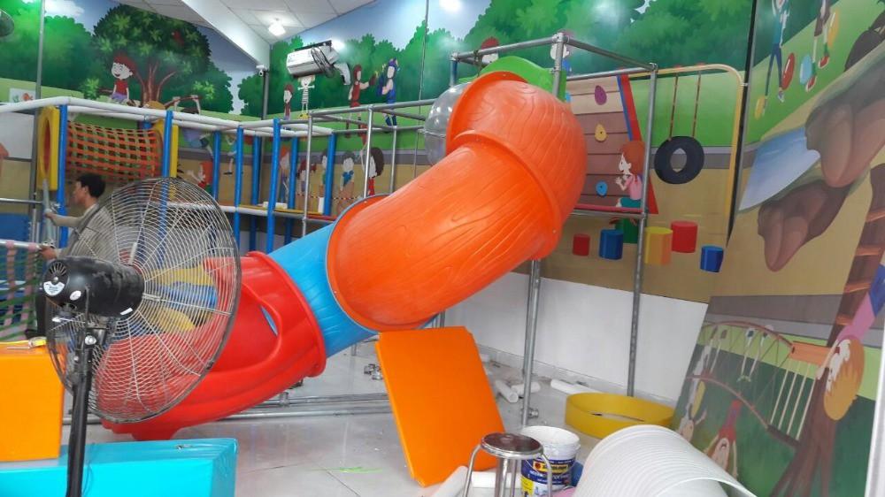 Mở khu vui chơi trẻ em mini Thiết kế khu vui chơi trẻ em Châu Đại Á