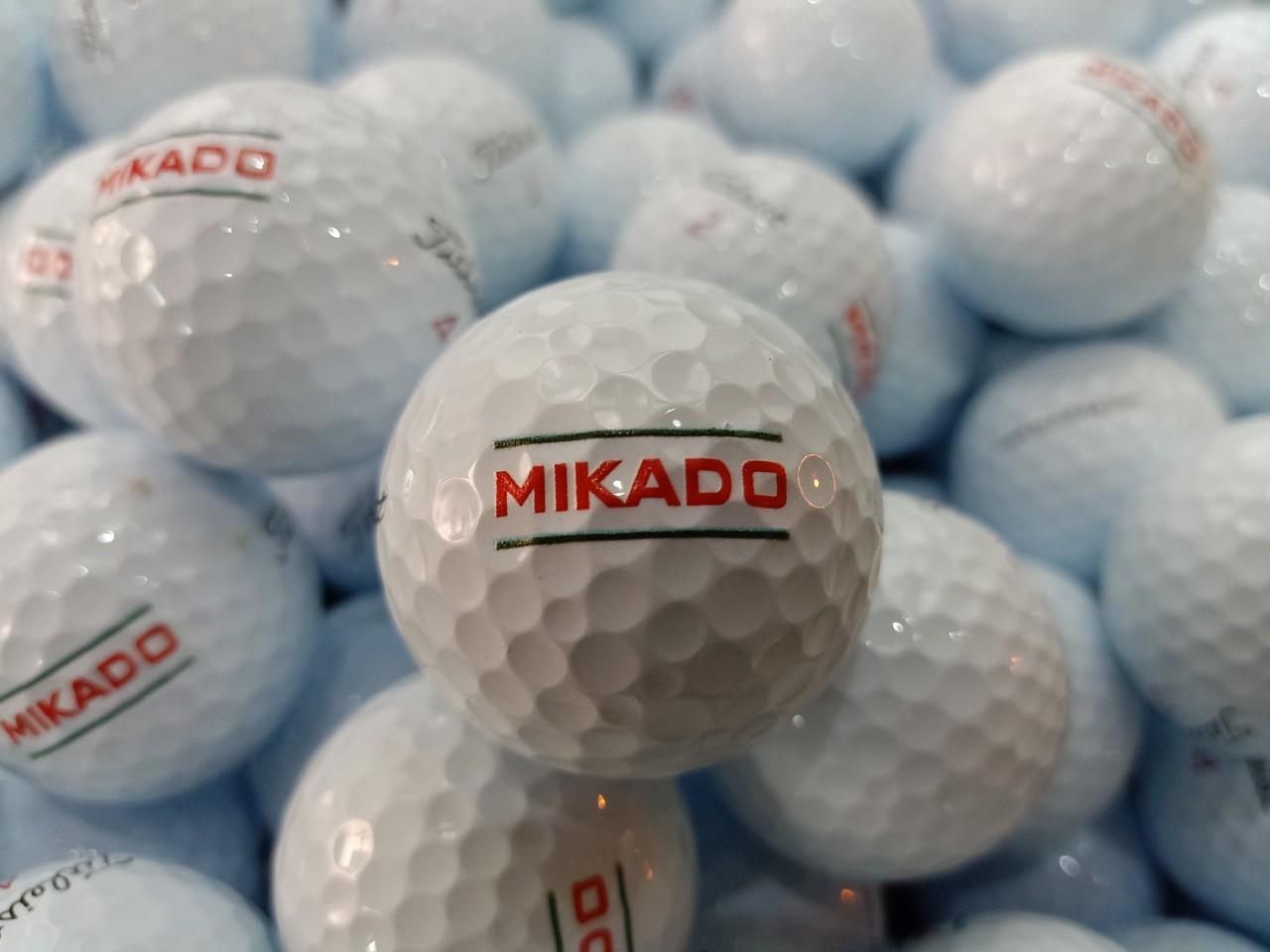 In logo bóng Golf chất lượng bằng công nghệ tiên tiến nhất