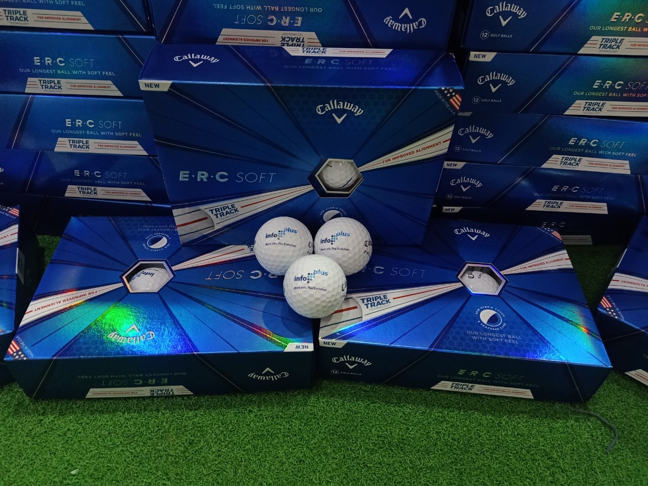 Báo giá in bóng Golf tại Hà Nội