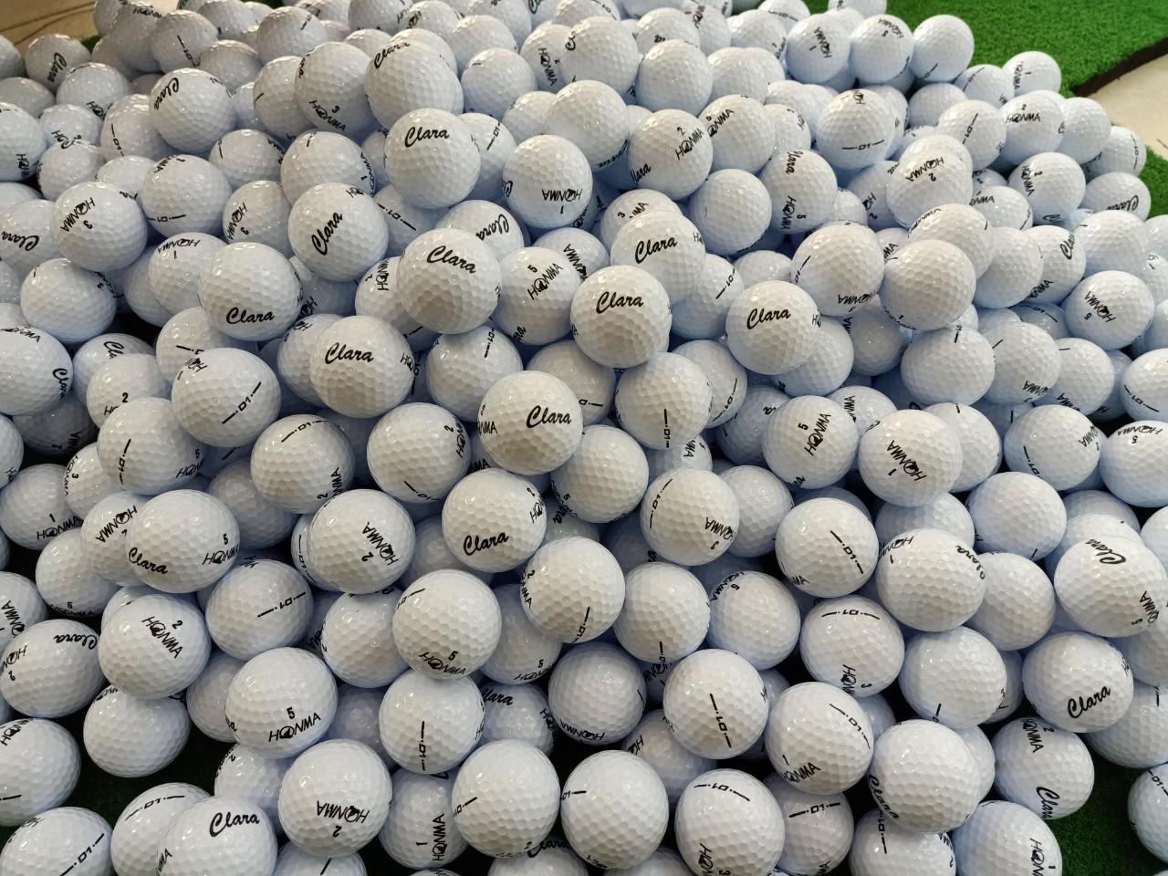 Dịch vụ in logo lên bóng Golf, thi công phòng tập Golf 3D trong nhà