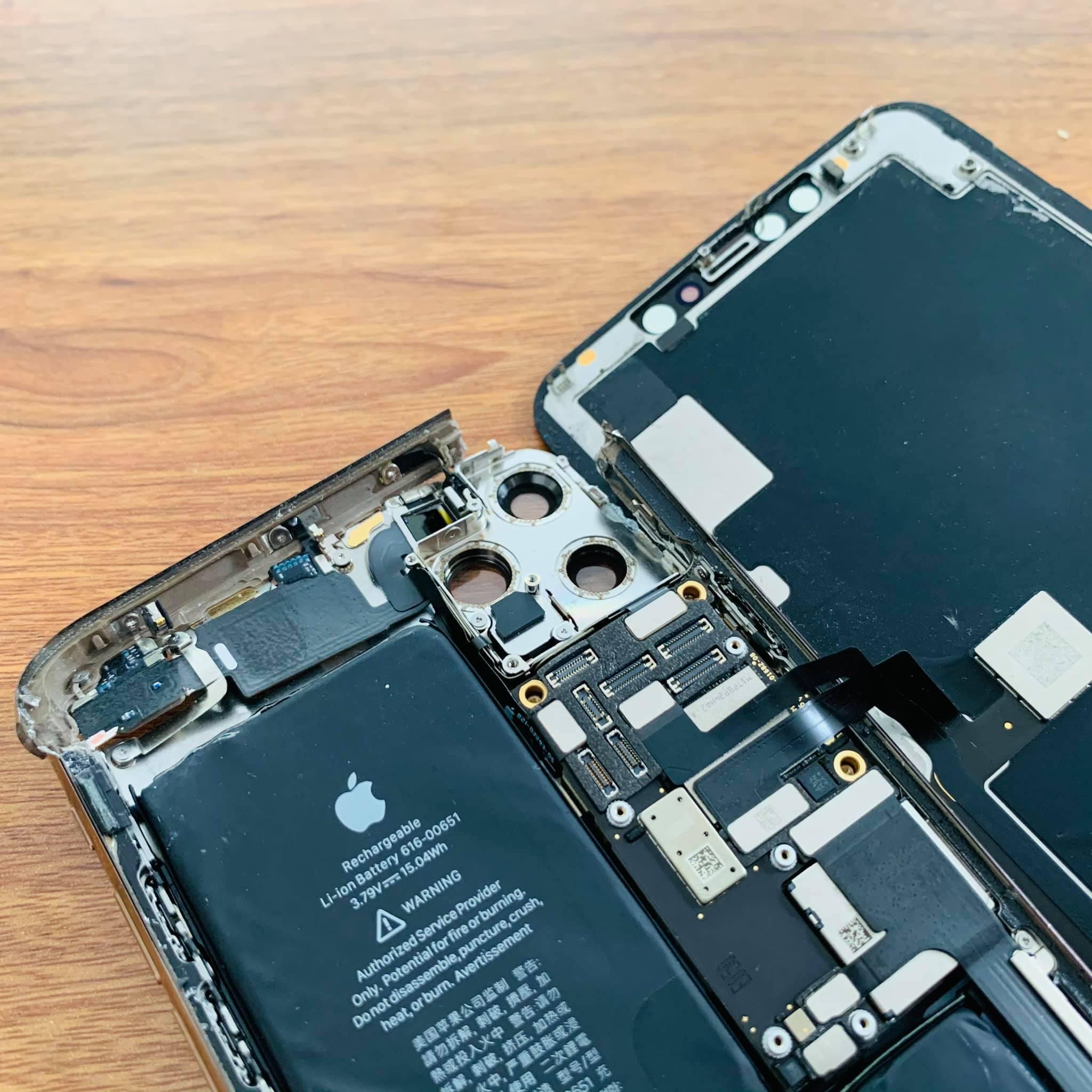 Thay Màn hình iPhone 11 Pro Max Uy Tín Chất Lượng Số 1 Vũng Tàu