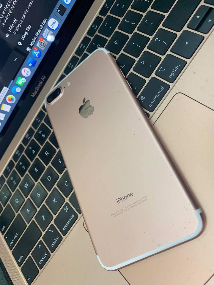 Ép Kính iPhone 7 Plus Uy Tín Chất Lượng Số 1 Vũng Tàu