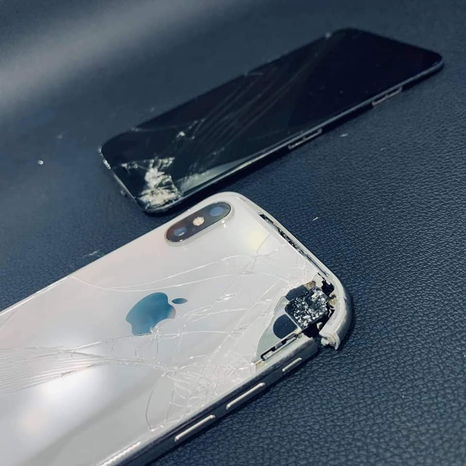 Thay Vỏ, Pin, Ép Kính iPhone X Chất Lượng Uy Tín Tại Bà Rịa Vũng Tàu