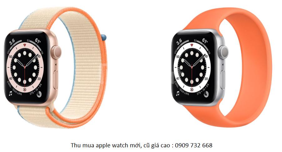 Thu mua apple watch giá cao tphcm