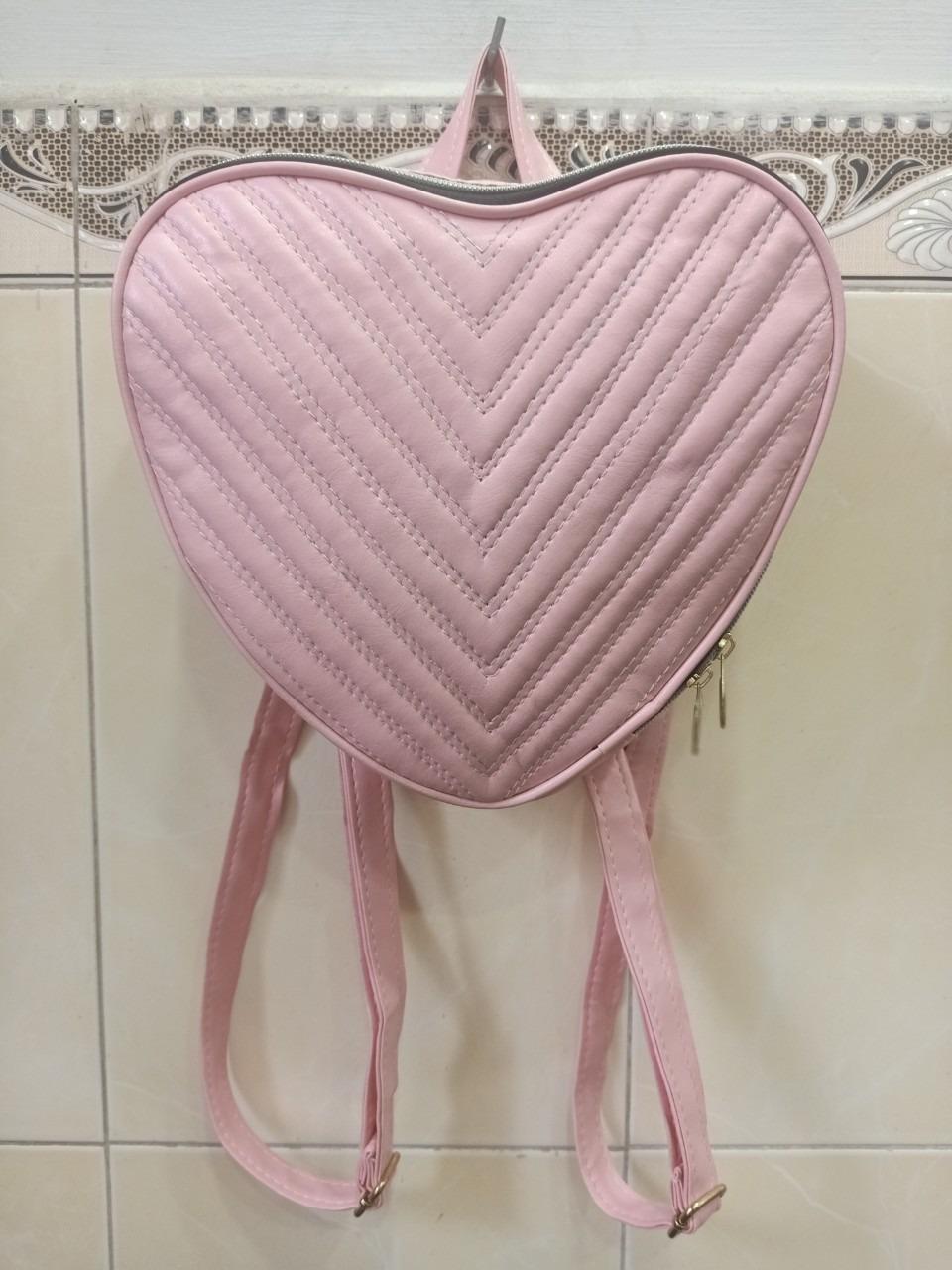 Bỏ sỉ balo hình trái tim quà tặng bạn gái