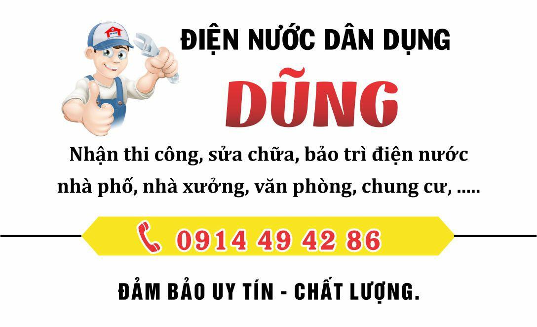 Thi công, sửa chửa điện nước tại Quy Nhơn, Bình Định