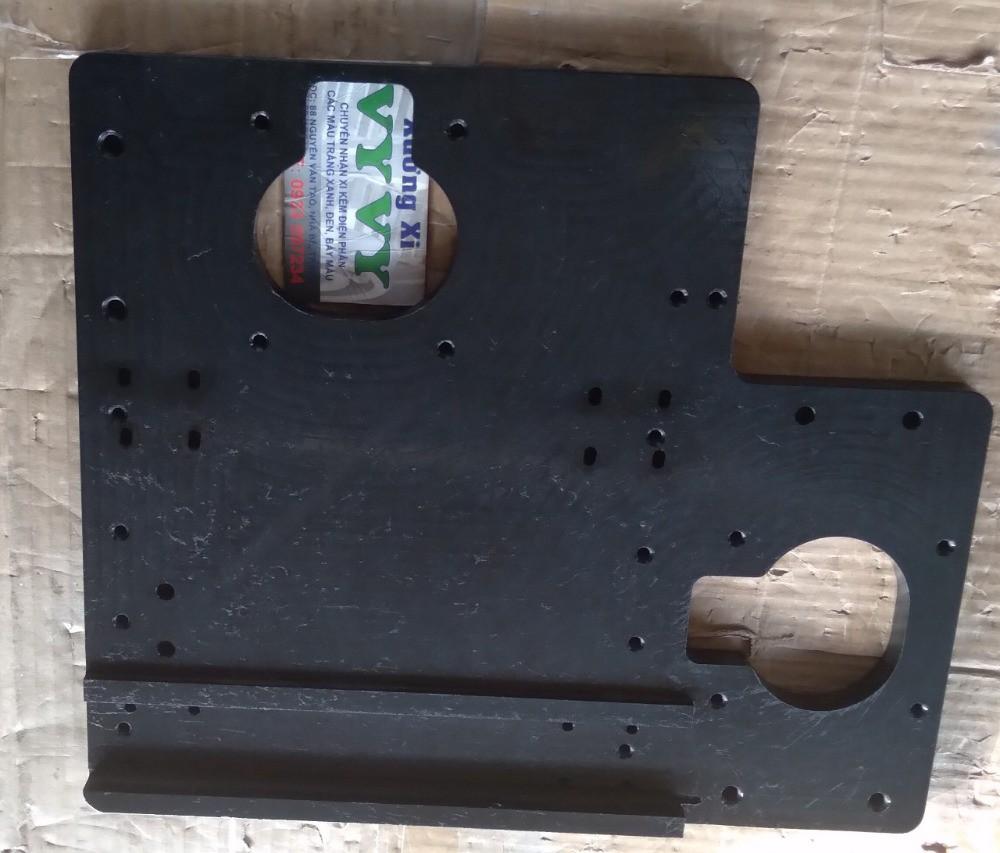 Công ty cơ sở nhận gia công mạ kẽm, xi đen,black oxide steel,Cơ khí phụ trợ.