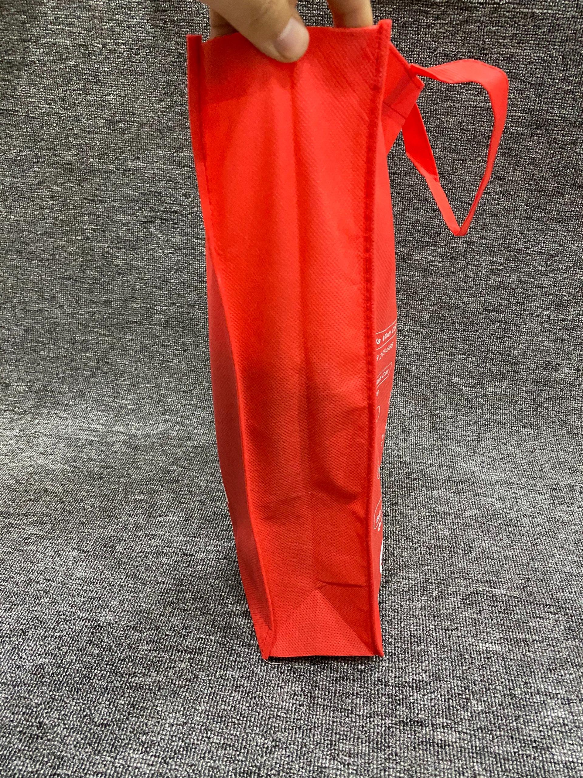 Túi vải không dệt tp hcm, túi vải không dệt giá, túi vải không dệt số lượng ít, xuất khẩu túi vải không dệt