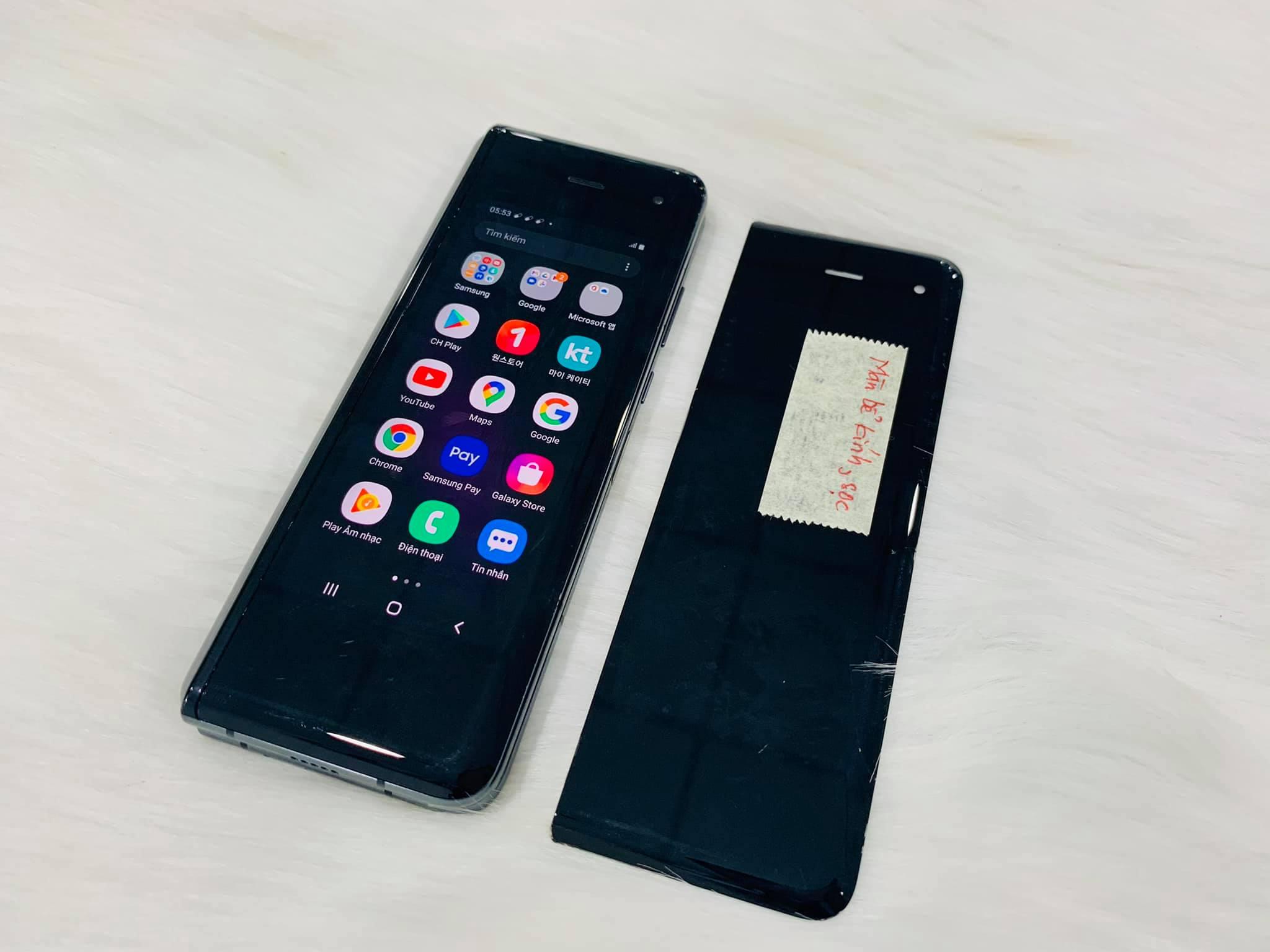 Thay Màn Hình Samsung Galaxy Fold Uy Tín Chất Lượng Số 1 Vũng Tàu