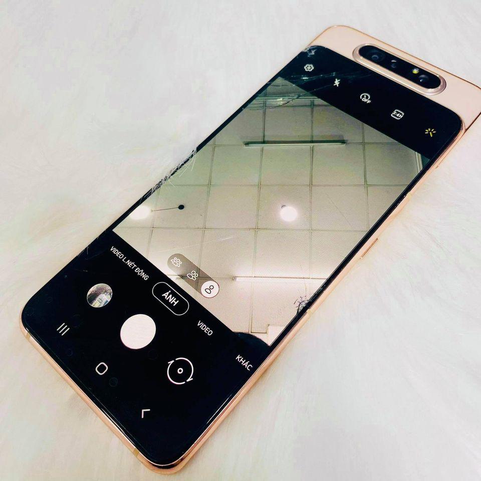 Ép Kính Samsung A80 Uy Tín Chất Lượng Số 1 Vũng Tàu